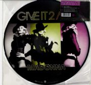 "GIVE IT 2 ME - USA 12"" PICTURE DISC (0-511334)"
